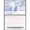 z - CN01 - International Reply-Coupon - CM Cameroon - validity 31.12.2013 - mill. 2011