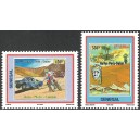 Senegal 2004 - Paris-Dakar Rally in 2005 - car, motorbike and truck - 2st. MNH
