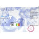 z - CN01 - International Reply-Coupon - SN SENEGAL - validity 31.12.2013 with cancel