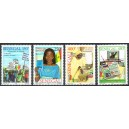 Senegal 2006/2010 - Democraty and Freedom - 4 st. MNH