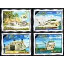"Senegal 2003 / 2012 - The sinking of the ""Joola"" - 4 st. MNH"