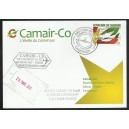 Year 2011 - new airline CAMAIR-Co, plane Boeing 767, FDC - 1st flight Douala - Paris