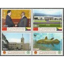 2006 - Mi 1797/1800 - Cooperation with China: block of 4 stamps - MNH