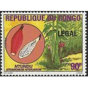 1998 - Mi 1555 - surcharge LEGAL - Fruit : Ntundu **