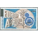 2009 - Mi 1541 - surcharge locale 300 f - Europafrique **