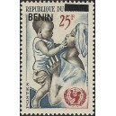 2009 - Mi 1482 - local overprint - UNICEF - mother and child - MNH