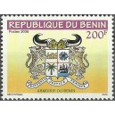 2008 - Mi 1458 - Benin arms issue - 200 f - MNH