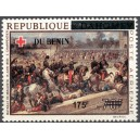 2008 - Mi 1430 - local overprint 175 f - Battle of Magenta by Charpentier, Red Cross - MNH
