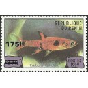 "2005 - Mi 1389 - local overprint 175 f - Fish ""rasbora maculata"" - CV 40 € MNH"