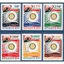 2005 - Mi 1367 to 1372 - Rotary set - 6 st. - MNH