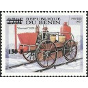 2000 - Mi 1299 - local overprint 150 f - Early locomotives: Nouveauté, 1829 - CV 100 € MNH