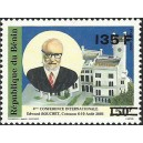 2002 - Mi 1341 - local overprint 135 f - International conference on physics - Edward Boucher Abdus Salam Institute - MNH
