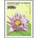 2000 - Mi 1276 - local overprint 150 f - Flowers: nymphaea capensis - CV 100 € MNH
