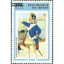 2000 - Mi 1288 - local overprint 150 f - Military uniform: bombardier - CV 100 € MNH