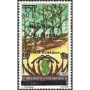 2002 - parcel Mi 28 type 2 - local overprint 60 f - corn - MNH