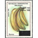 1998 - Mi 2113 - local overprint 500 F - Fruit: banana - MNH
