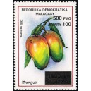 1998 - Mi 2128 - Local overprint 500 Fmg - Fruit: mango - MNH